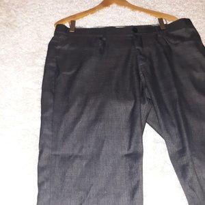Perry Ellis Casual Dress Pants sz 36x32 Like Jeans